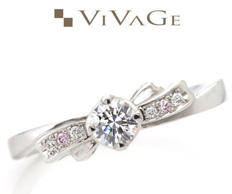 VIVAGE リアン 婚約指輪