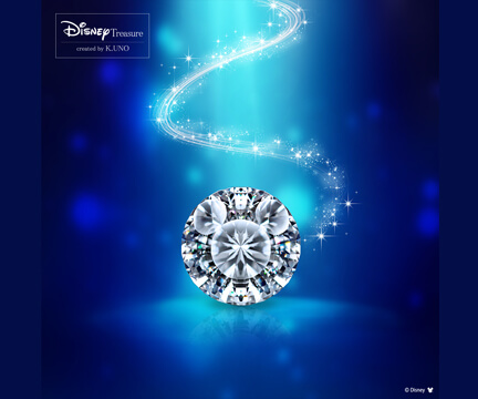 【ケイウノ 】SweeTrick Diamond ~Mickey Design~