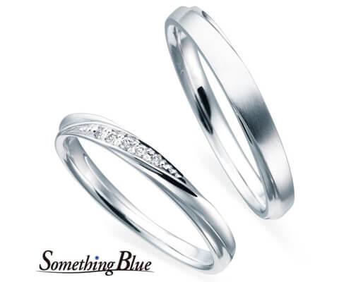 Something Blue グローリーデイ 結婚指輪 SB826&SB827