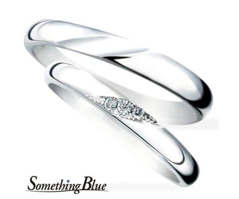 Something Blue ウィル 結婚指輪 SB857/SB858