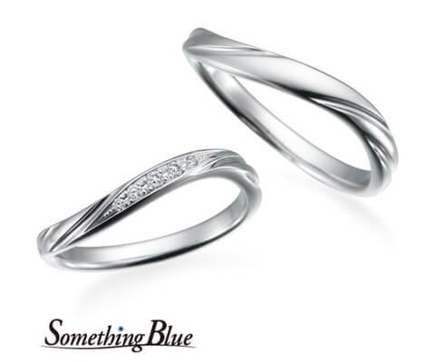 Something Blue SB777&SB778 結婚指輪