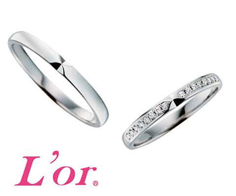 LPP031 結婚指輪【ロル】