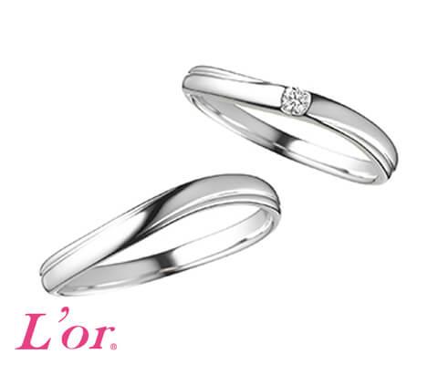 L'or®︎ LPP035 結婚指輪