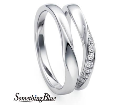 Something Blue SB787 788 結婚指輪