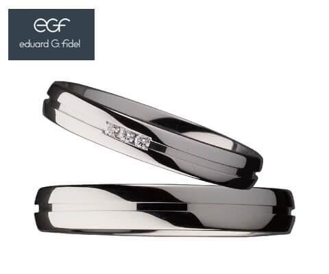 eduard G. fidel E10517/25-E20517/25 結婚指輪