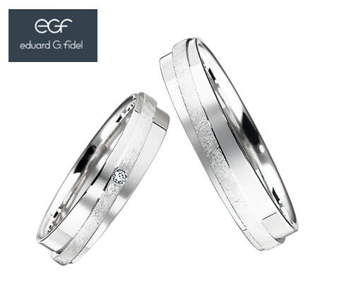eduard G. fidel E20520/40-E10520/40 結婚指輪